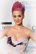 Katy Perry arriving at the 2011 American Music Awards in Los Angeles, CA Sunday 11/20/2011.