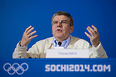 Misc. - IOC President Thomas Bach Press Conference