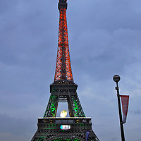 Paris. France., Tour Eiffel