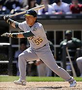 041311 A's at White Sox