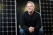 """Keith Knowles, president and owner of solar installers Live Light Energy, does not use inexpensive Chinese-manufactured solar panels on his company's jobs.  """"At a time when we have such high unemployment and stagnant job creation, allowing foreign competitors to undercut the market just really isn't fair,"""" Knowles said."""