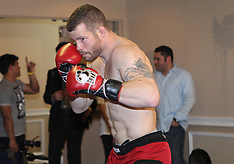 March 17, 2011: UFC 128 Fighter Workouts