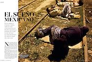 """""""El sueño mexicano"""".  Revista EXPANSION 1149, septiembre de 2014"""