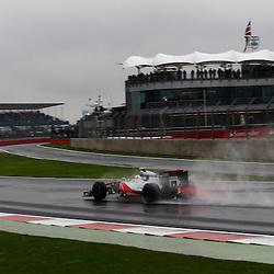 Motorsports: FIA Formula One World Championship 2012, Grand Prix of Great Britain,