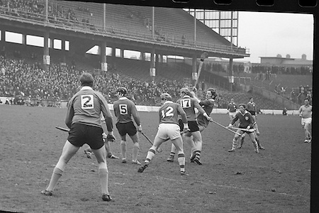 17.03.1971.Interprovincial Hurling Railway Cup. Munster v Leinster - Final.