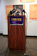 Atmosphere at The Rev. Al Sharpton and The National Action Network announcement of plans and strategies for political boycotts, demonstrations and civil disobedience in response to Sean Bell Not Guilty Verdict held at 1199 SEIU on April 29, 2008