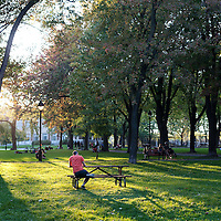 Parks and Gardens - Montreal