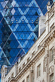 St Mary Axe aka the Gherkin by Foster and Partners