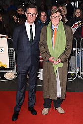 London Film Festival Premiere of The Lady In The Van at Odeon, Leicester Square, London on Tuesday 13 October 2015