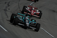 Dario Franchitti, Kentucky Indy 300, Kentucky Speedway, Sparta, KY USA 10/2/2011
