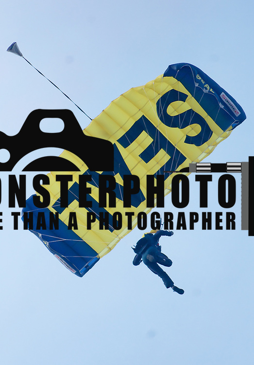 Navy seals parachute into Lincoln Financial Field before the start of the game Between Navy and Army. Navy set the tone early in the game as Navy defeats Army 34-31 in front of 80,117 at  Lincoln Financial Field in Philadelphia Pennsylvania