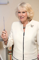 MAY 09 2014 Duchess of Cornwall in Oxford
