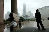 Shanghai here and there