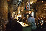Mladost bar.<br /> <br /> Savamala neighborhood of Belgrade, Serbia.