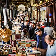 libreria all'aperto più lunga del mondo