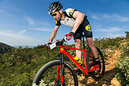 Riders in TwoNav Empordà BTT Extrem mountain bike race