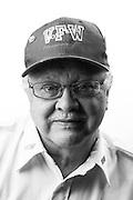 Henry Aboud<br /> Navy<br /> Captain<br /> Dentist<br /> Korean War<br /> 1953-1957<br /> <br /> Veterans Portrait Project<br /> Pleasanton, California