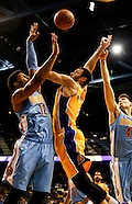 Basketball: Los Ageles Lakers vs Denver Nuggets