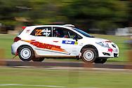 Shakedown.Forest Rally.Australian Rally Championship.3 April 2009 .(C) Sarah Biggin