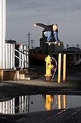 ANCHORAGE, ALASKA - 2009: Ted Kim.