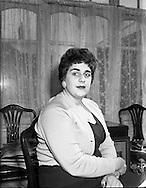 Miss Catherine Elsie Briscoe - 22/01/1958