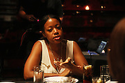 Tracey Reese at The Alize Liquer Concrete + Cashmere Career Polishing Pack Luncheon held at The Blue Fin on August 19, 2009 in New York City..Life is more colorful when you mix it up so Alizé is bringing you the hip, edgy reality series Concrete + Cashmere. This show chronicles the lives of 6 adventurous,aspiring fashion professionals as they compete for $10,000 and mentoring from some of the brightest luminaries in the business through our Career Polishing Package...