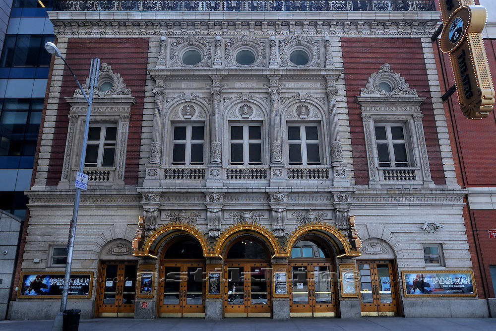 The Richard Rodgers Theatre.