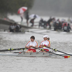 Crews 451+ - Pairs Head 2013