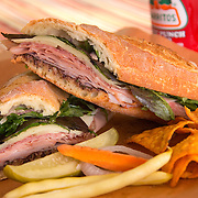 Italian Sandwich by Marisa Rosemellia