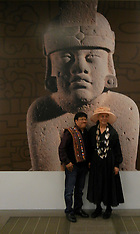 Olmec Exhibit