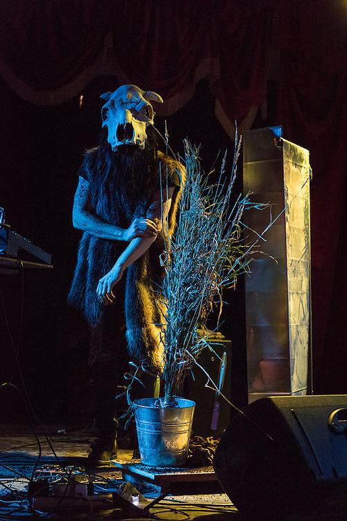 MARK LOWE<br /> CASA DEL POPOLO. Mardi 20 octobre 2015.