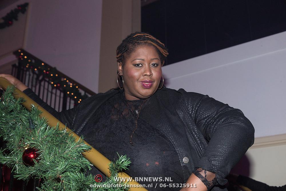 NLD/Hilversum /20131210 - Sky Radio Christmas Tree For Charity 2013, Jan Kooijman en Juvat Westendorp