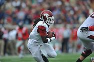 Ole Miss vs. Arkansas' Alex Collins (3) at Vaught-Hemingway Stadium in Oxford, Miss. on Saturday, November 9, 2013. Mississippi won 34-24. (AP Photo/Oxford Eagle, Bruce Newman)