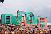 Tsunami House - South India - 2005<br />