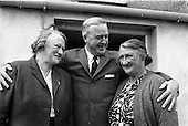 1961 - Ambassador  Stockdale visits relatives of President John F. Kennedy at Dunganstown