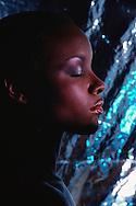 Portrait of a Woman, Profile, Beauty Shot