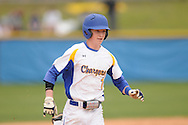 Oxford High's James Lear (1) vs. Saltillo in Oxford, Miss. on Tuesday, March 29, 2011. Saltillo won 14-4.