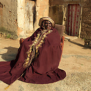 Kumbwada is currently being ruled by Queen Hajiya Haidzatu Ahmed and her court. An ancient curse keeps males off the throne, according to locals. The Queen's royal title is inherited on the female side of the family, and the current Queen's daughter, Idris, is the queen's successor.Kumbwada has been ruled by women for at least six successive generations since its conquest by Princess Magajiya Maimuna of Zaria; the last queen, Queen Hajiya's grandmother, died at the age of 113.