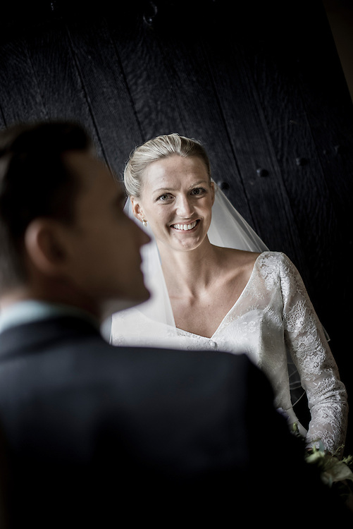 The wedding of Richard Fristedt and Sarah Louise Hurtley at The Chapel of St. John, Hurstpierpoint College<br /> Photographer: Chris Maluszynski/MOMENT