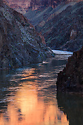 The Colorado River, Grand Canyon National Park.