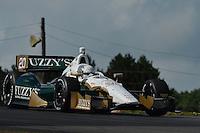 Ed Carpenter, Honda Indy 200 at Mid Ohio, Mid Ohio Sports Car Course, Lexington, OH USA 08/04/13