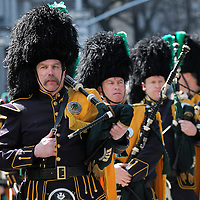 Saint Patrick's Day Parade, Manhattan, New York, New York, USA