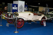 """RIAC Classic Car Show 2013, RDS, 1913 Hispano Suiza Alfonso XIII, one of the classic kings named """"most wanted"""" by collectors, Irish, Photo, Archive."""