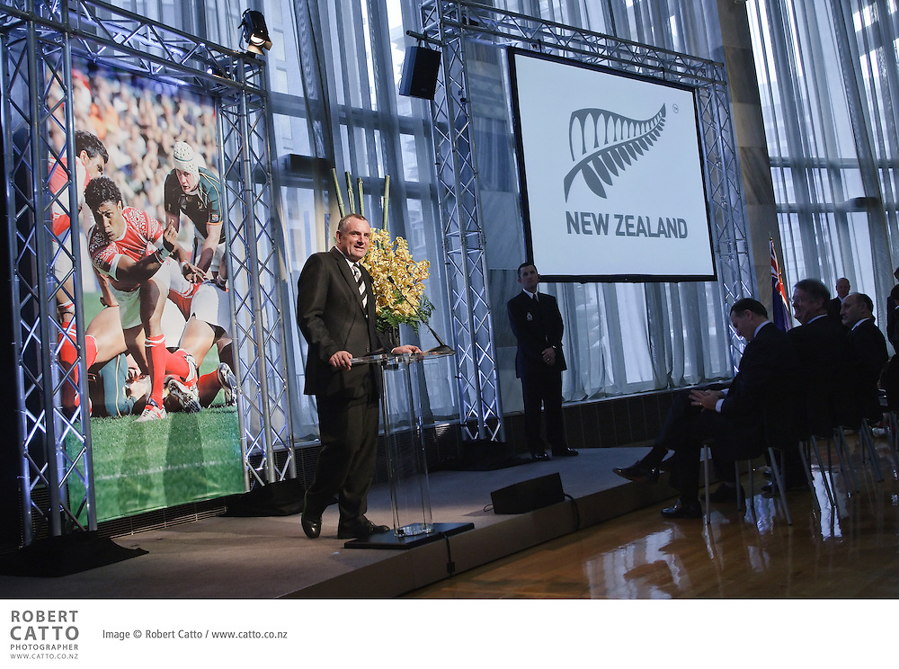 On September 9th 2009, the Prime Minister John Key and Rugby World Cup Minister Murray McCully hosted a function at the Beehive to launch the Government's leverage and legacy plans for RWC 2011.