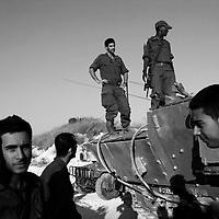 |  The Lebanon War