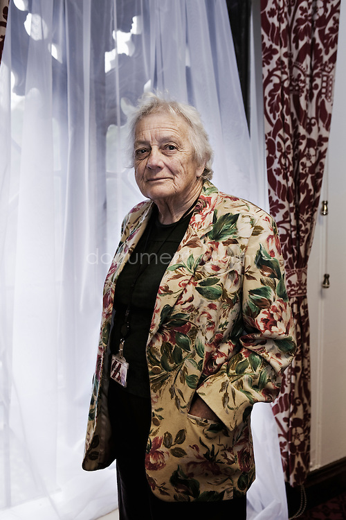 Baroness Mary Warnock, House of Lords, London, UK.