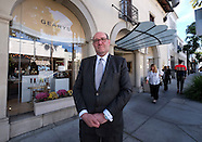 Tom Blumenthal, CEO of Geary's Beverly Hills.
