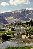 High Sierran Landscapes - South
