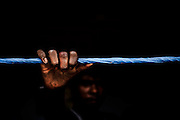 A child labour in sivakasi fireworks factory.Parents send their children to work in factories as the land in sivakasi is not fertile for agriculture due to less rainfall and working in fireworks factory and paper mills are their only job.Sometimes the deaths of the parents pushes these children to work in fireworks factory causing a  vicious  cirlce. Image © Balaji Maheshwar/Falcon Photo Agency