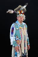 Stephen Yellowhawk,Lakota South Dakota,USA.(model release)
